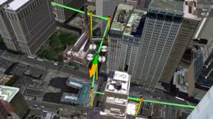 Wciągające środowisko planowania misji 3D