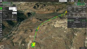 UgCS Pro Automatyczny tryb lotu (waypoints) i bezpośrednie sterowanie dronem